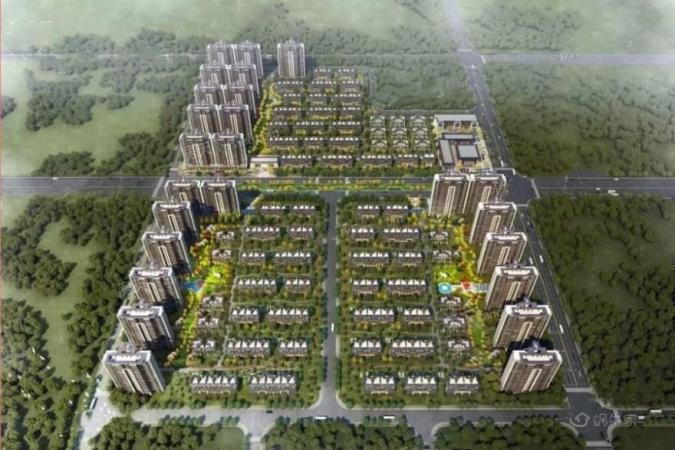绿地珑邸规划图
