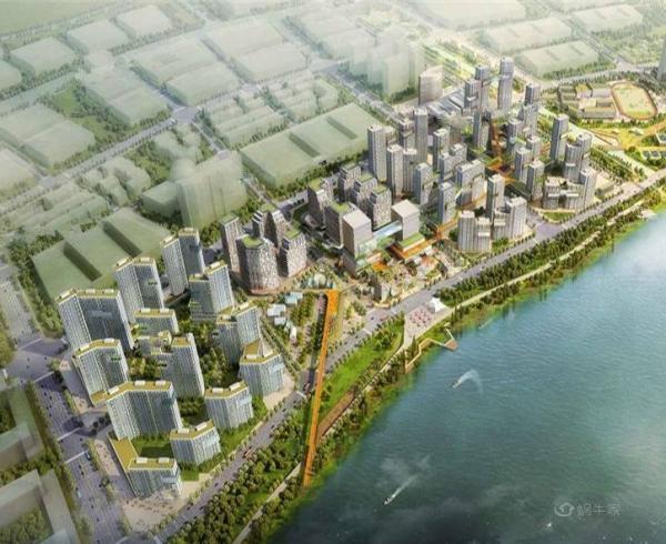 长江青年城规划图