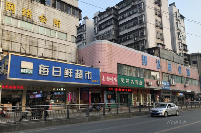 东风阳光城四期锦程世家配套图