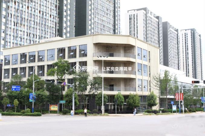 涌鑫哈佛中心实景图