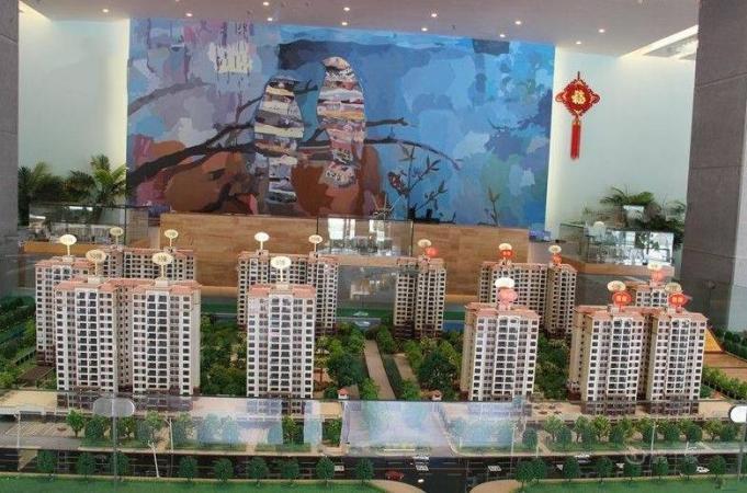 江隆花园(增城)规划图