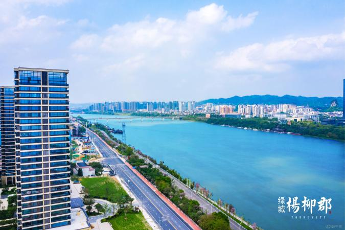 绿城·杨柳郡实景图
