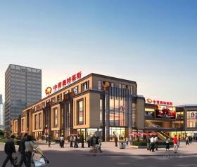 中青广场首尔购物中心