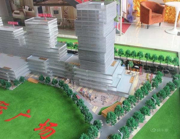 中豪国际广场规划图