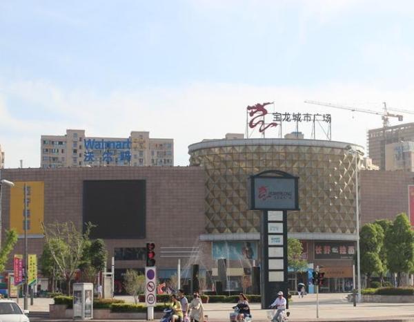 中豪国际广场配套图