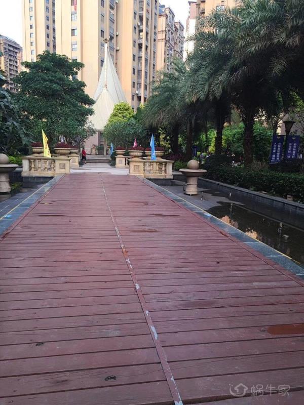 香江澜岸实景图