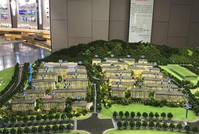绿城西府海棠规划图