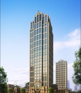 上海中昆总部经济园
