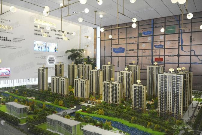 天泰嘉亿城实景图