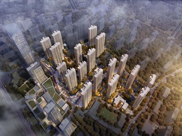 祥源城市之光效果图