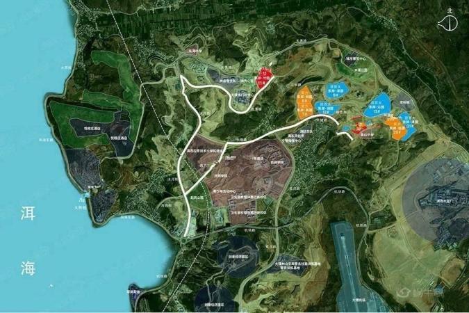 城市森林规划图