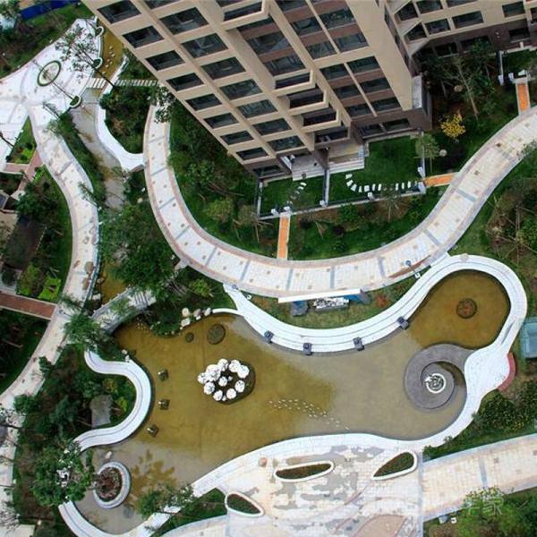 惠丰瑞城实景图