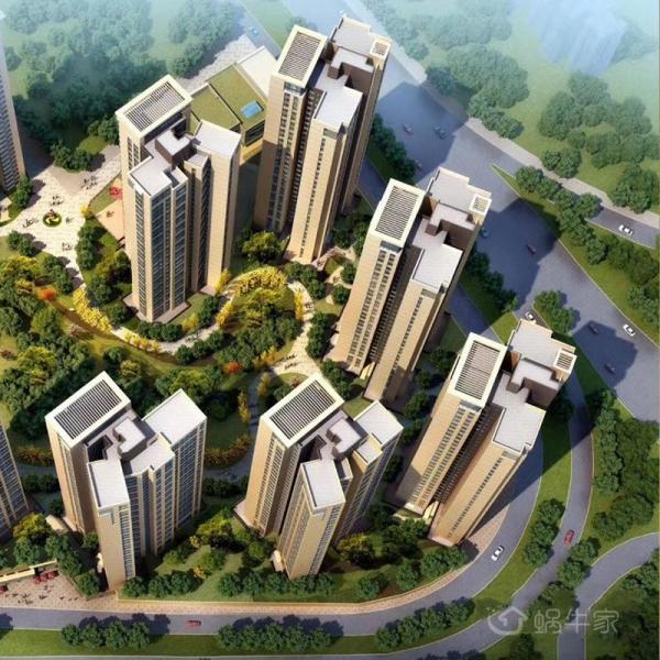 惠丰瑞城效果图