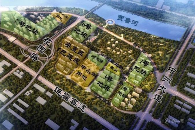 保利海德公园规划图