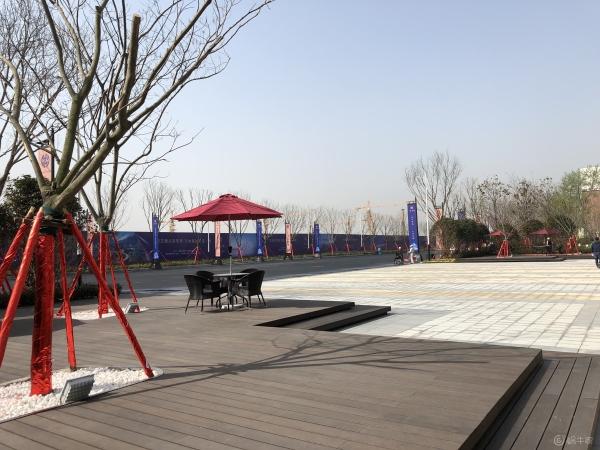 汇泉景悦城实景图