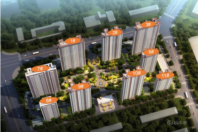 碧桂园名门时代城规划图