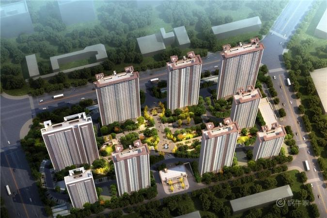 碧桂园名门时代城效果图