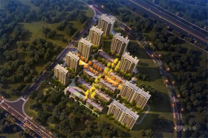 郑州孔雀城效果图