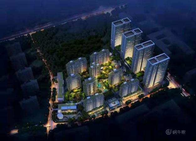 鼎成·森林城规划图