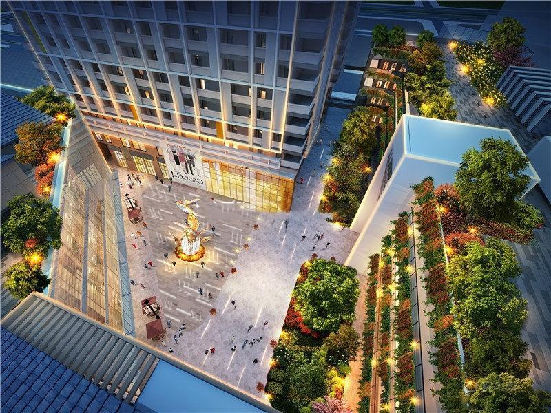 涌鑫哈佛中心测评:位于大学城核心的呈贡地铁公寓,限时清盘中!