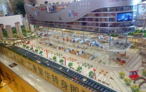 新城控股·吾悦广场,开业在即,配套设施一应齐全,自持一级物业,高新核心地段